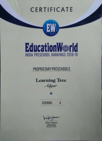 Education World Pre-school Rankings 2018 - 3